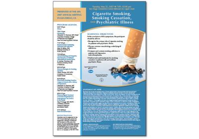 Continuing Medical Education Print Ad