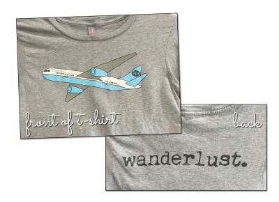 Award-Winning T-Shirt Design