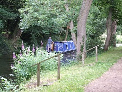 Ripon Canal. Littlethorpe