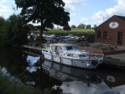 Ripon Motor Boat Club, Littlethorpe