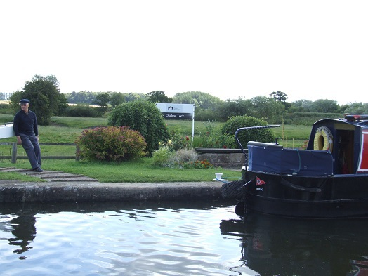 Ox Close Lock