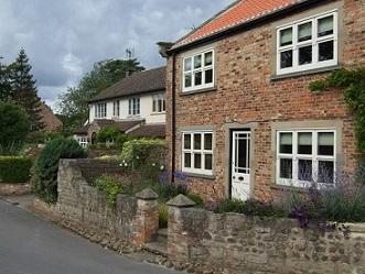 Stud Cottage corner