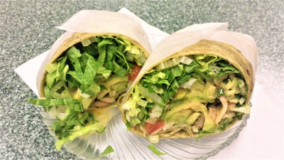 ITALIAN GORMET CHICKEN WRAP