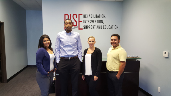 San Bernardino RISE Program Kicks Off!