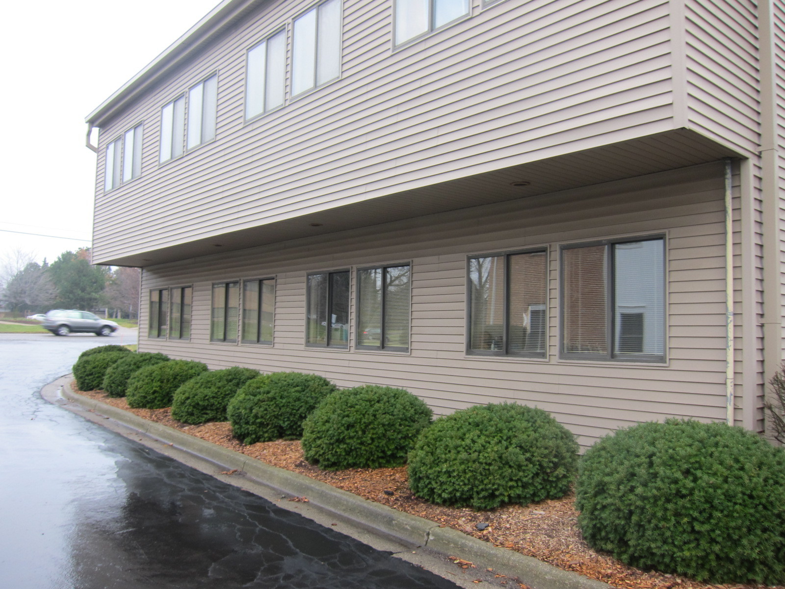 Ample Parking is Available behind the building