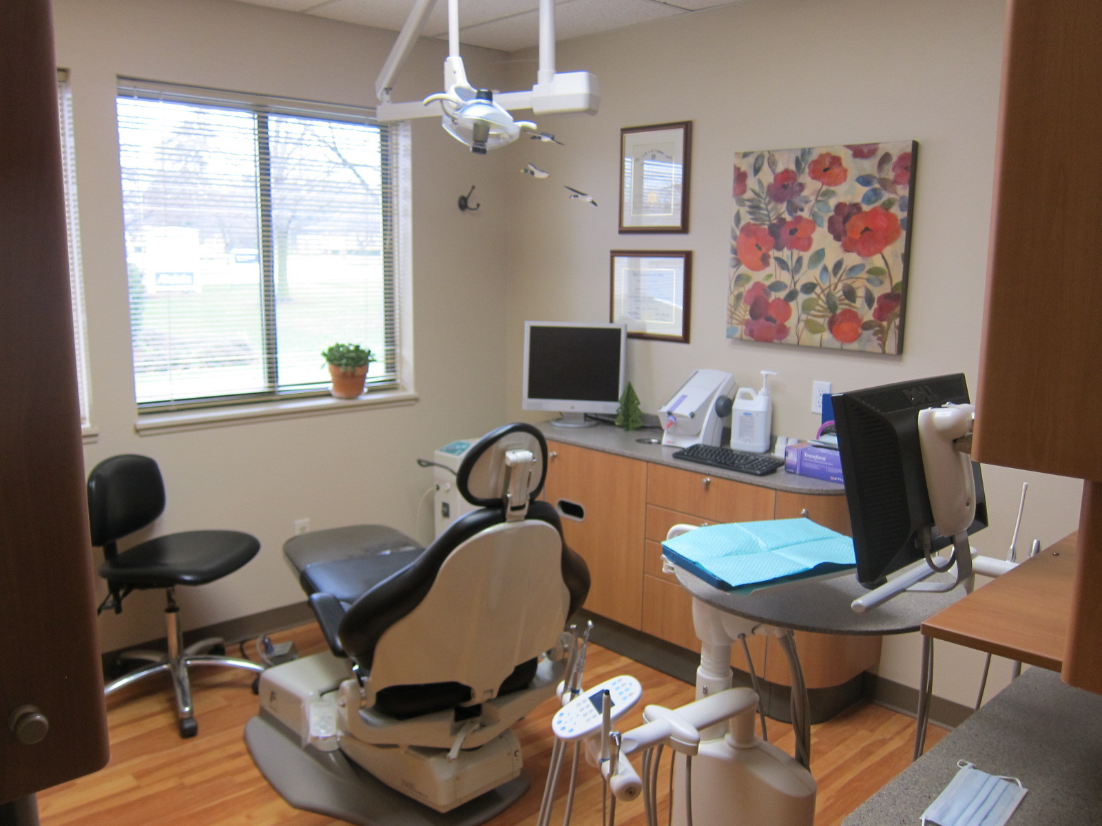 One of the Dental Operatories
