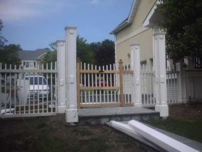 Deck Gates , Purchase, NY