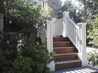 Deck Access Staircase