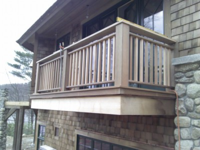 Cedar Balcony, New Milford, CT