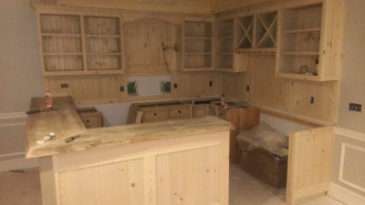 Specially Designed Kitchen And Bar, Westport, CT