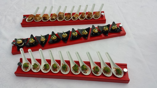 Gourmet Cocktail Food