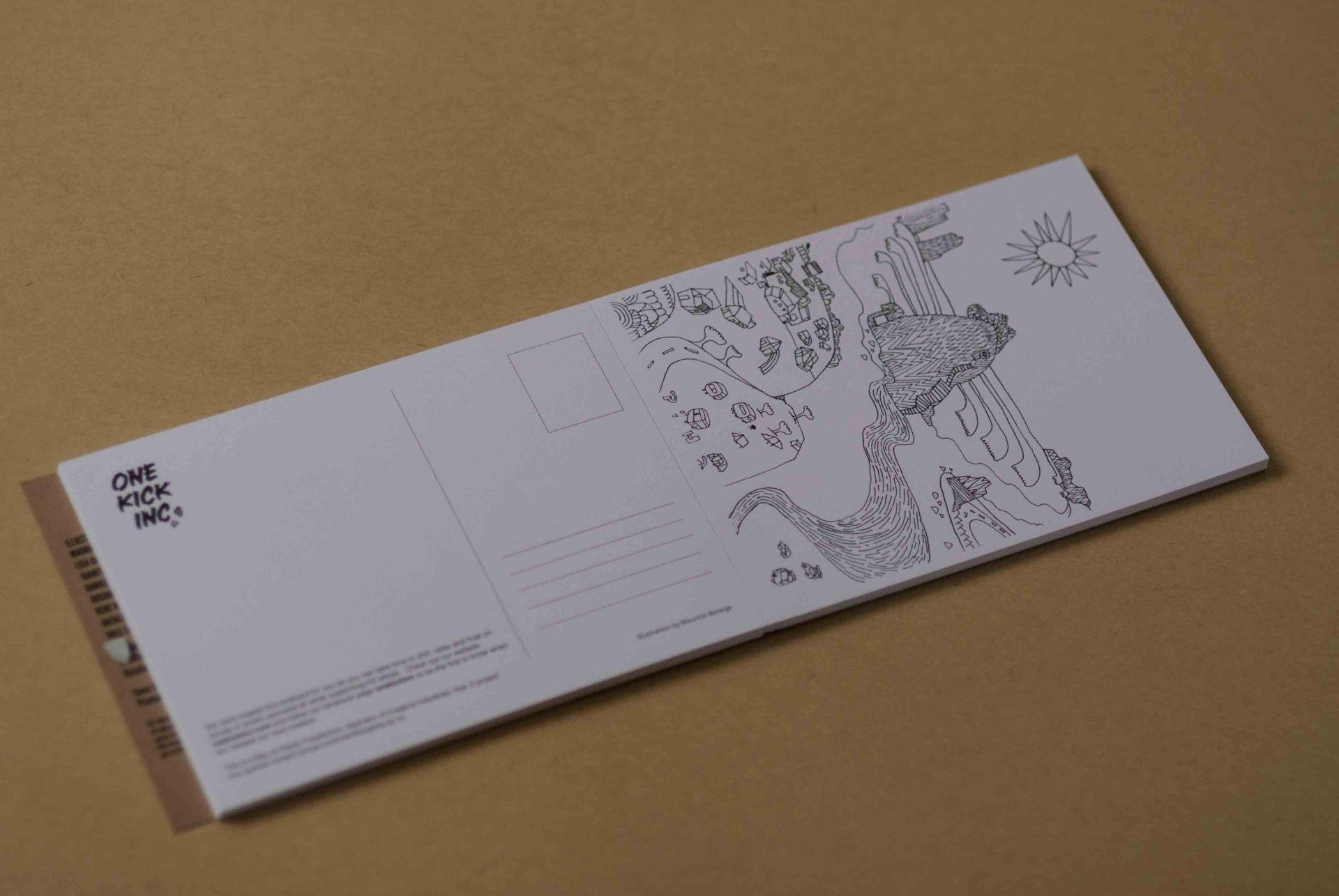 benega, mauricio, illustration, colouring-in book, colour
