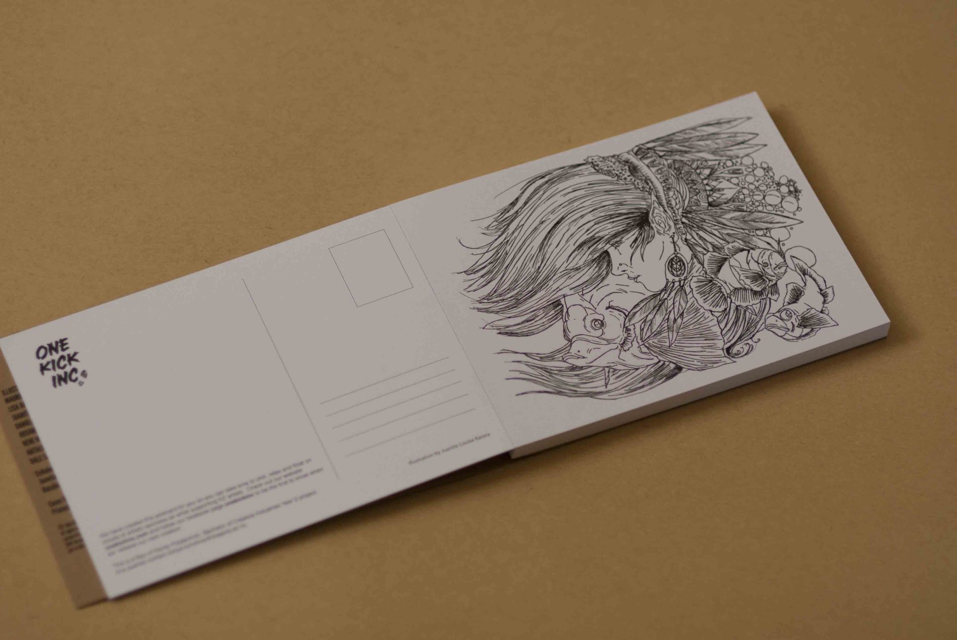 daniel, illustration, etsy, colouring-in, book