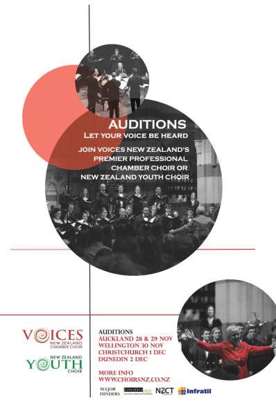 poster, voices, new zealand