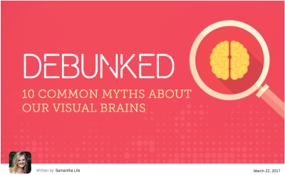 10 myths about our Visual Brains