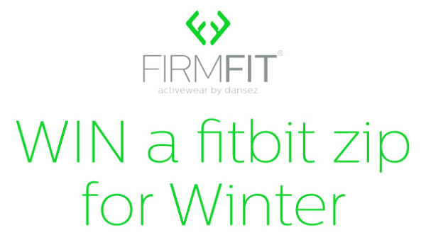 WIN a Fitbit Zip for Winter