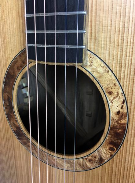 T-G guitar rosette