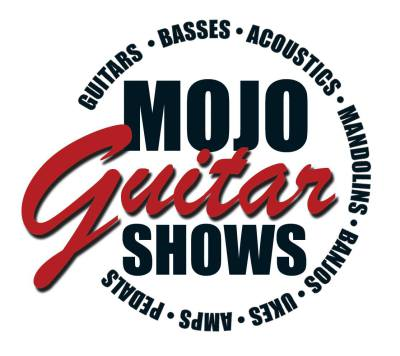 Mojo Guitar Shows logo