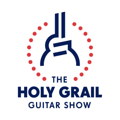 The Holy Grail Guitar Show logo
