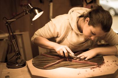 Rosie Heydenrych, Luthier & founder