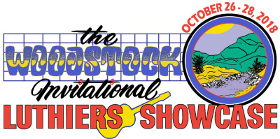 The Woodstock Invitational Luthiers Showcase logo