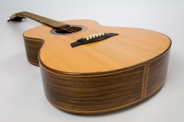 English Yew soundboard
