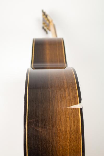 Bog Oak back and sides