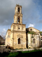 Church in Lapta Cyprus