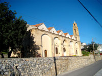 a church in Lapta Cyprus