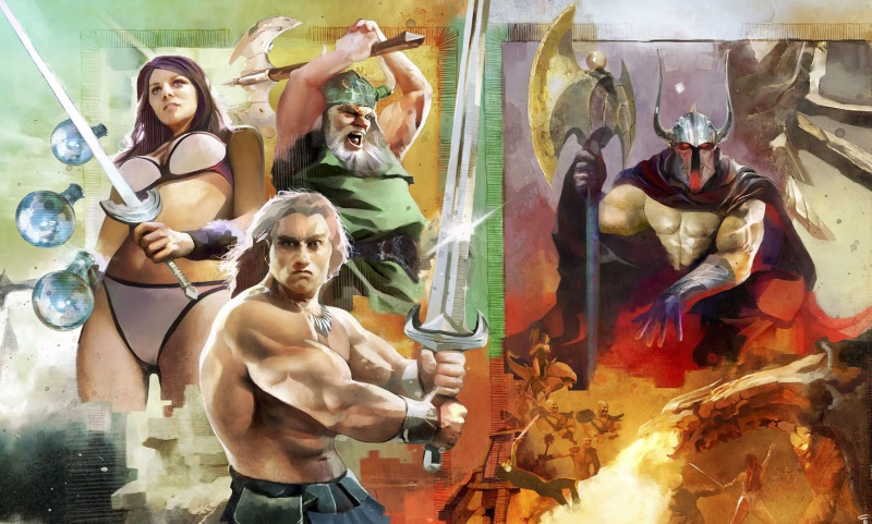 My Video Game Collection Reviewed: Golden Axe and selected sequels