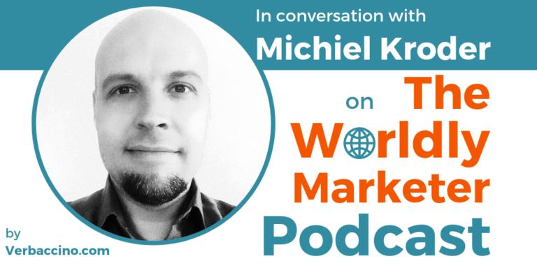 September 26 2018 Appearance on the Worldly Marketer Podcast