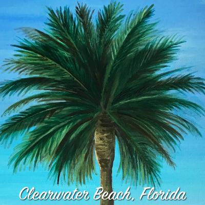 Vintage Palmtree