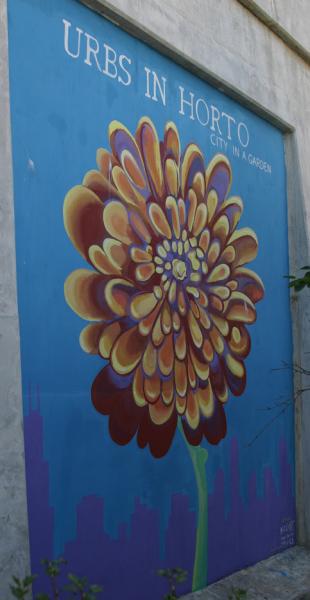 Hubbard Street Mural Project