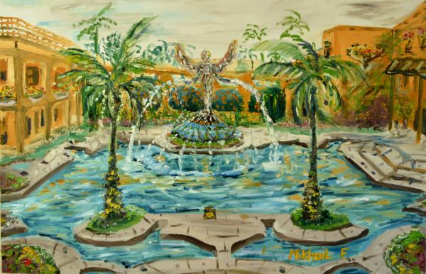 Paradise Garden Palace