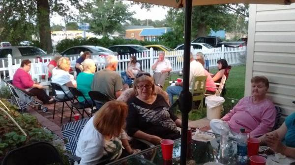 Men & Women's Groups @ The Forbes House