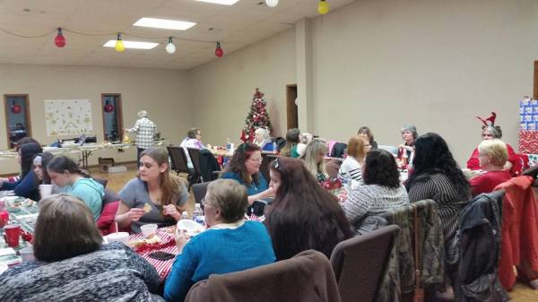 Ladies Christmas Party