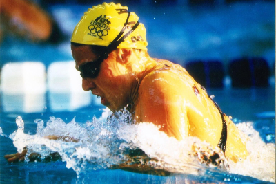 200m Breaststroke Final, Atlanta Olympic Games, 1996