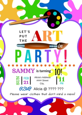 paint, paint and sip, paint party, paint class, fun, kids parties, birthdays, childrens birthdays