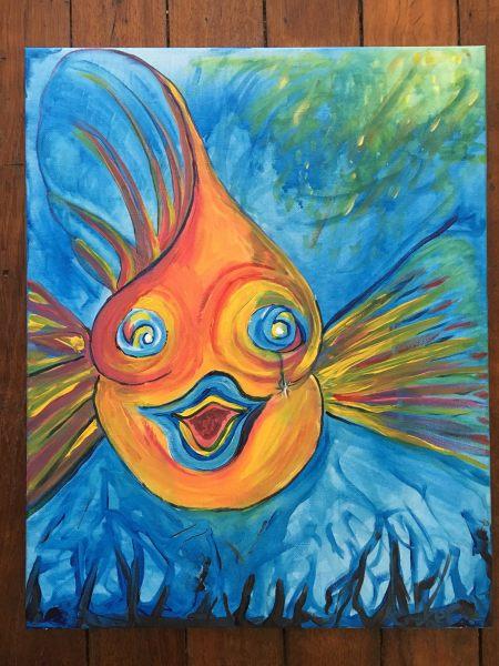 Hey Fishy!