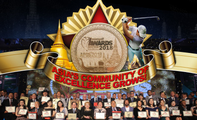 ASIA'S COMMUNITY OF EXCELLENCE GROWS!