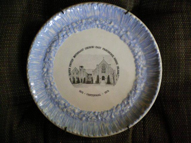 Memorial Plate 1975