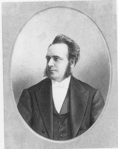 Bishop Gilbert Haven
