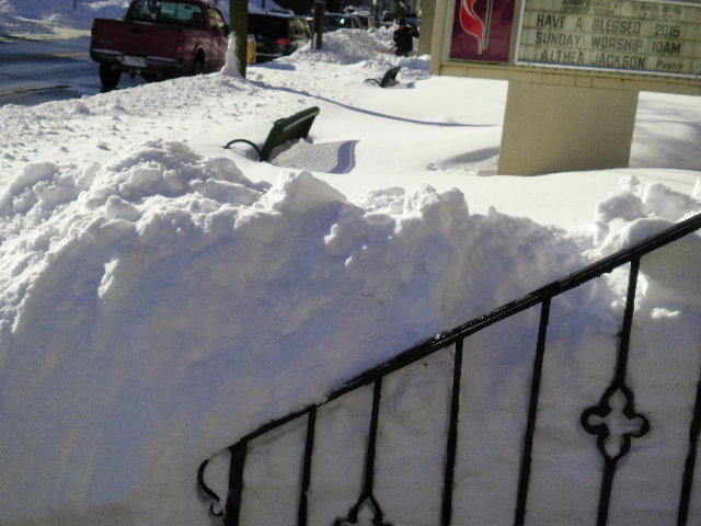After the Blizzard January 2015