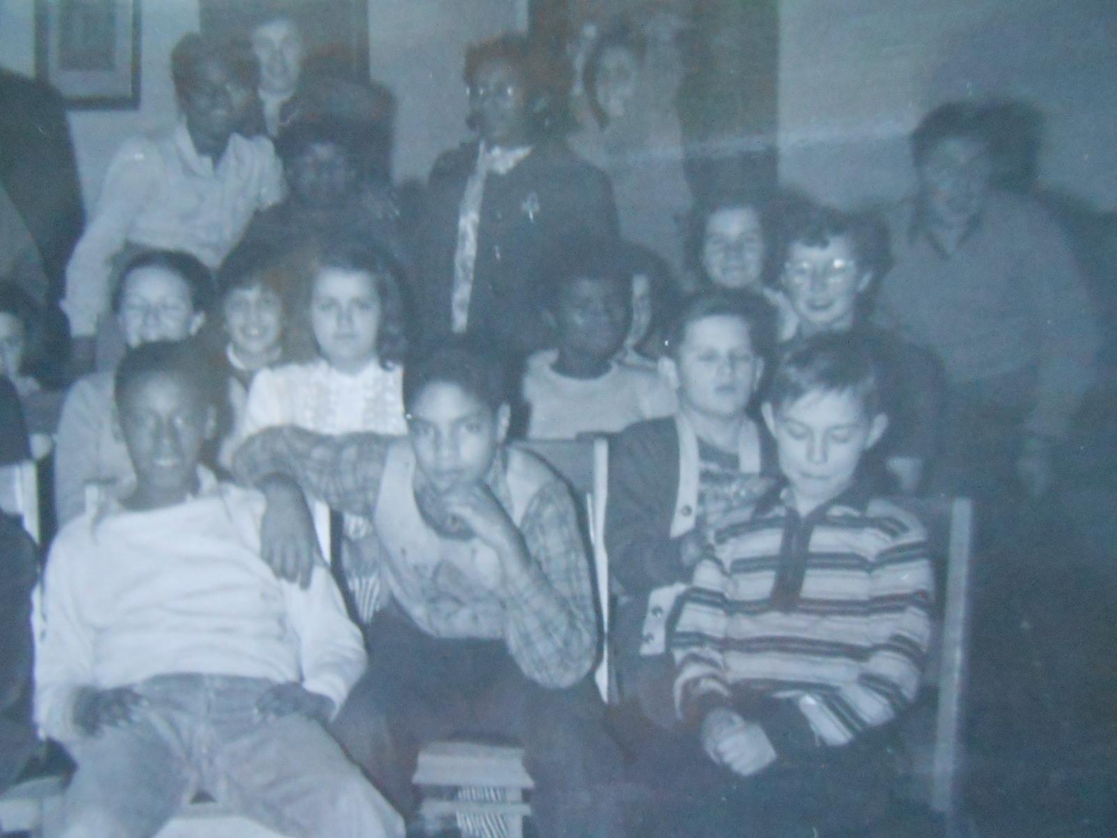 Sunday School Class 1953