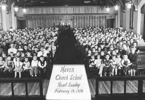 Heart Sunday 1954