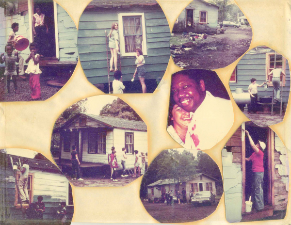 Mission Trips to St Johns Isle, SC 1970's and 1980's