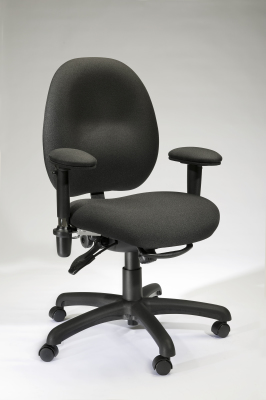 Catalina Office Chair Black
