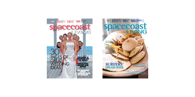 TCE launches SpaceCoast Living onto national newsstands