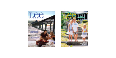 TCE launches Lee onto national newsstands