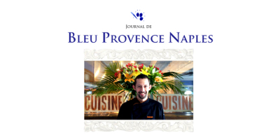 Journal de Bleu Provence, 2013